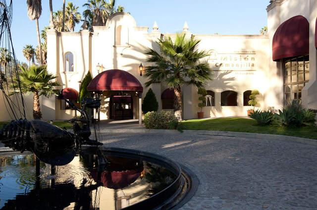 Hotel Misión Comanjilla