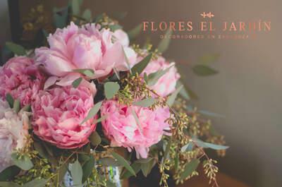 Flores El Jardín