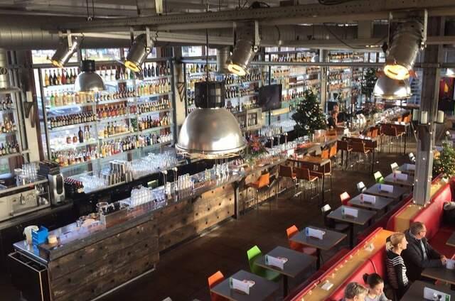 Restaurant café de IJ-Kantine