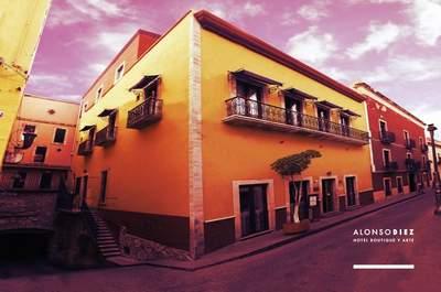 Hotel Alonso 10