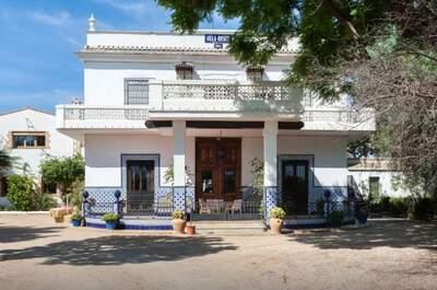 Villa Rosita. Huerto de Montesinos