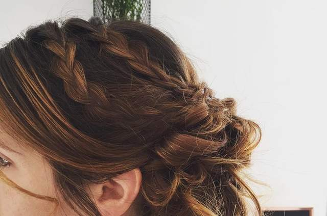 Audrey Gz coiffure