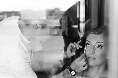 Monica Schiraldi make up artist