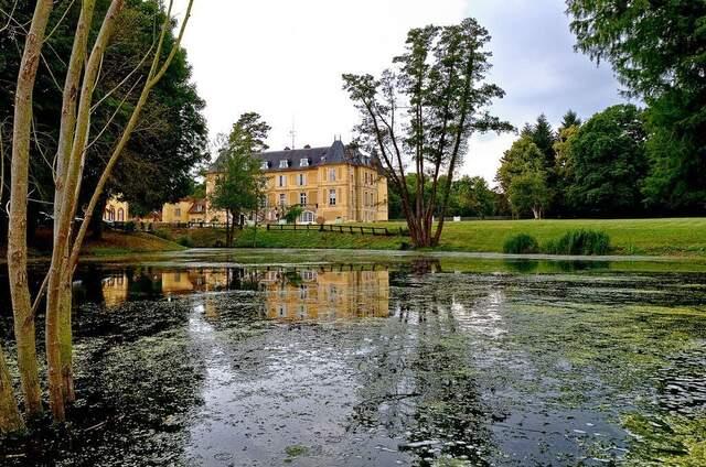 Château de Vaugrigneuse - Yvelines
