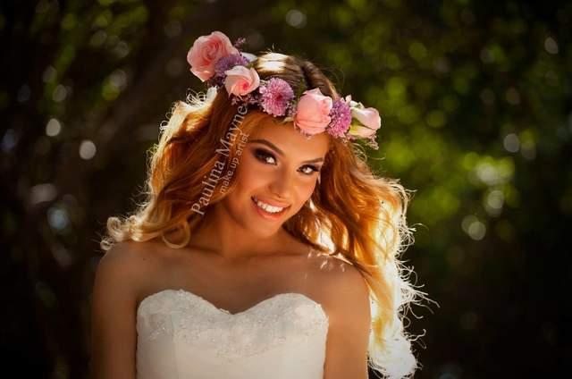 Paulina Mayne - Make Up