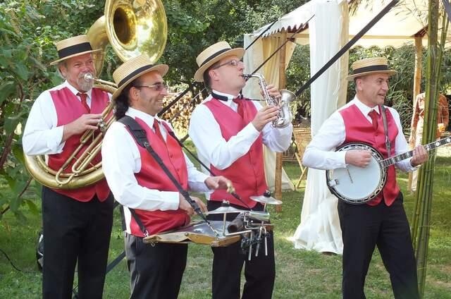 Dixieland Parade