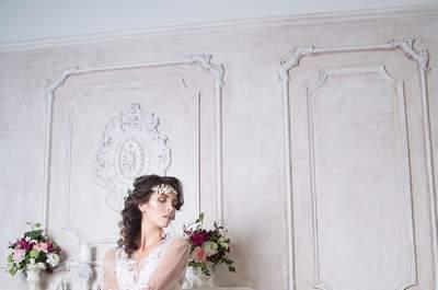 Свадебное белье и аксессуары Liliane Bride