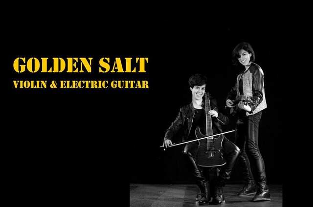 Golden Salt