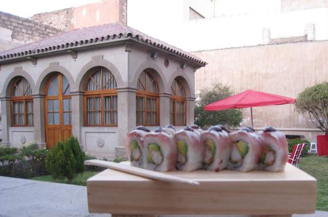 Misti Sushi Fusión
