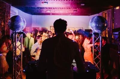 Nuit Blanche DJ