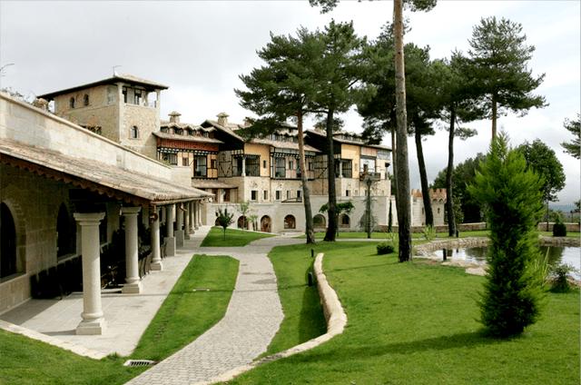 Abadía de los Templarios