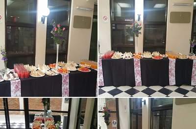 Banquetería Andrea Godoy