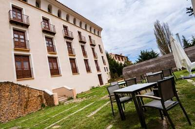 Palacio de la Iglesuela del Cid