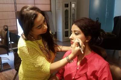 Shreya Chadha Makeovers