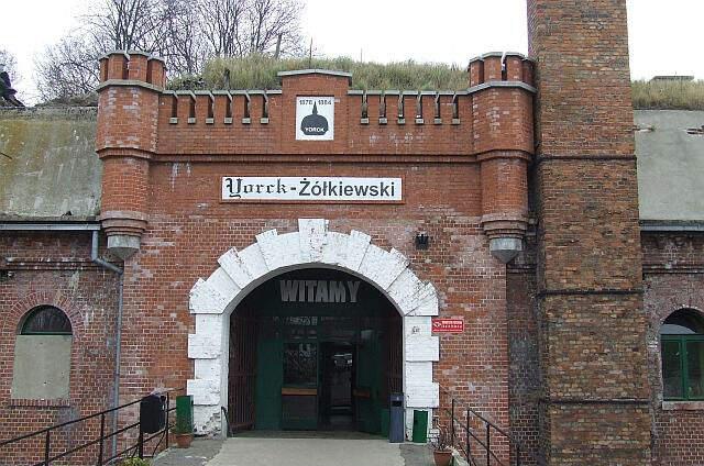 Twierdza Toruń FORT IV