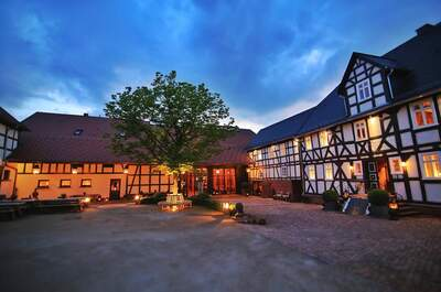Eventscheune Dagoberthausen