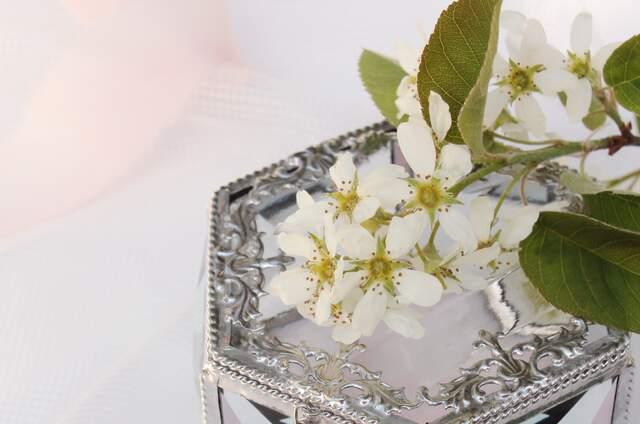 Glasstoneberry Шкатулки для колец