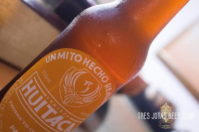 Tres Jotas Beer Club