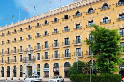 Hotel Tryp Sevilla Macarena