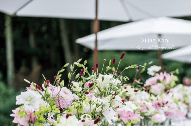 julian knol | als je écht bloemen wilt ...