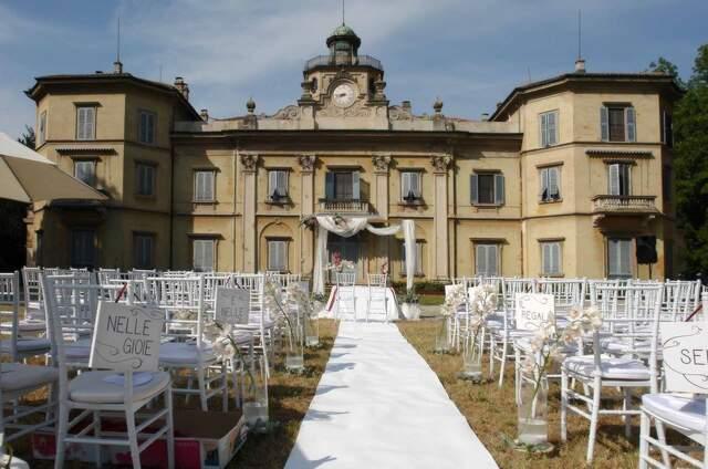 Corte di Villa Spaletti
