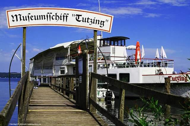 Hochzeitsschiff Starnberger See