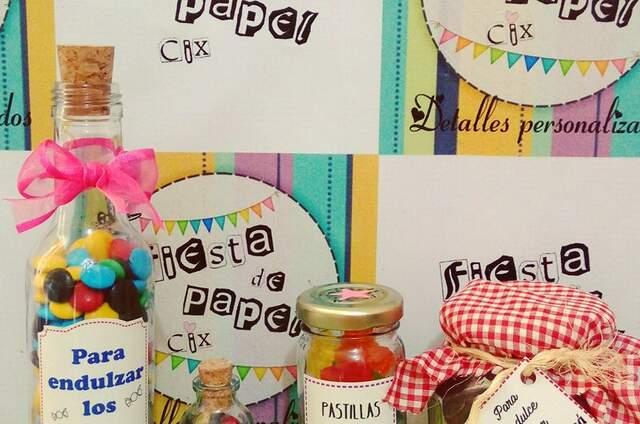 Fiesta de Papel Cix by Johana