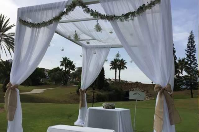 Decoraci n para bodas en m laga - Decoracion malaga ...