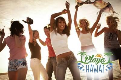 Playa Hawai - Despedida de soltera