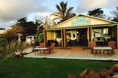 La Pérouse. Rapa Nui