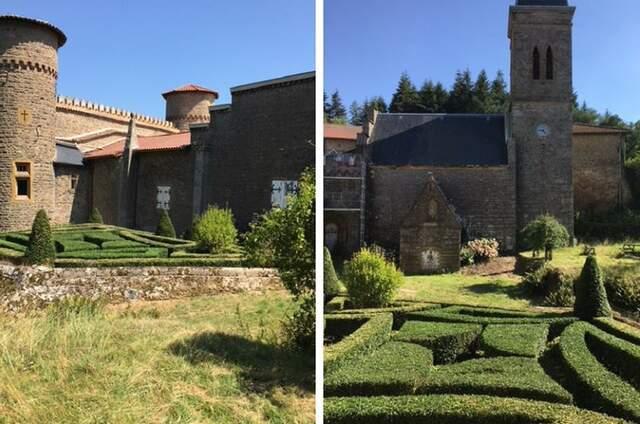 Chateau de St Bonnet Le Froid