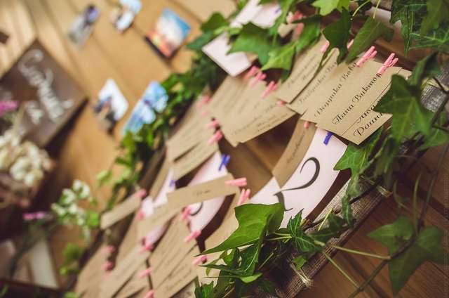 Wedding decor & flowers АБАЖУР
