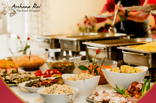 Archana Rai Catering