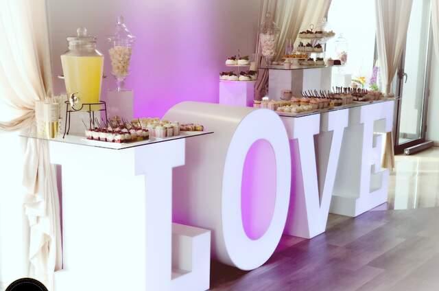 Słodki Stół Cukrowa Pokusa
