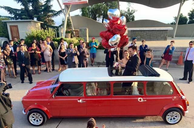 Mini limousine Chile
