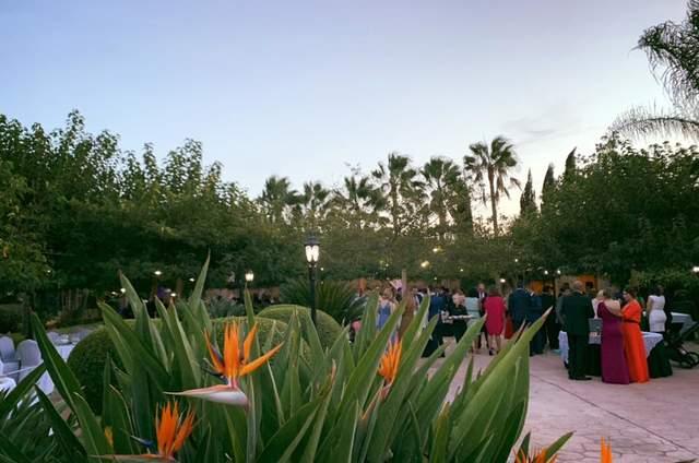 Jardines de azahar almeria