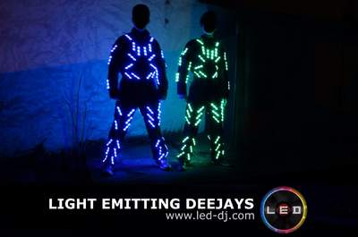 Light Emitting Deejays