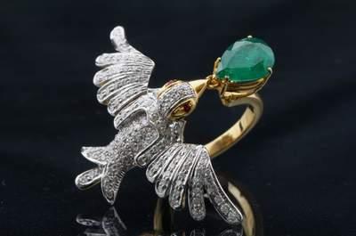 Dia gold jewels