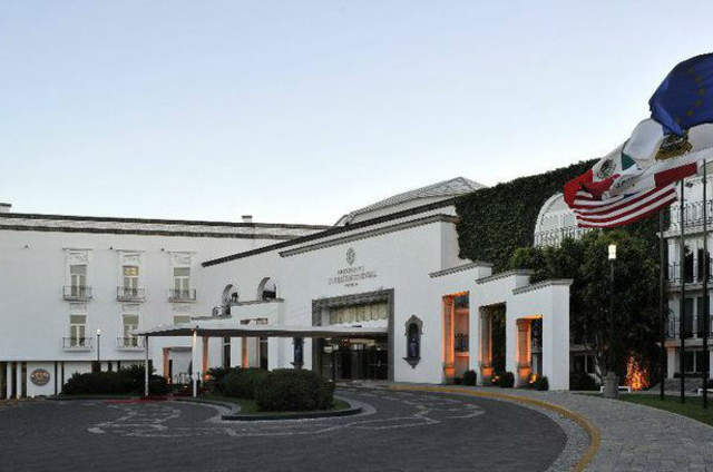 Hotel Presidente intercontinental - Puebla