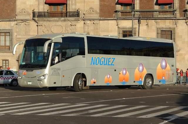 Transportadora Turística Noguez