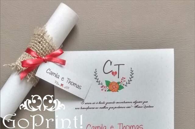 Go Print Gráfica & Design