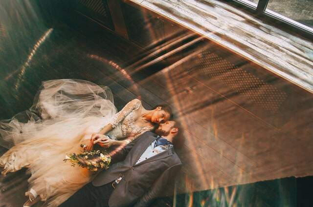 Dani Virov wedding photography