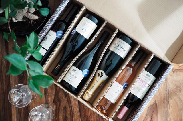 PinotBleu : Vins bios