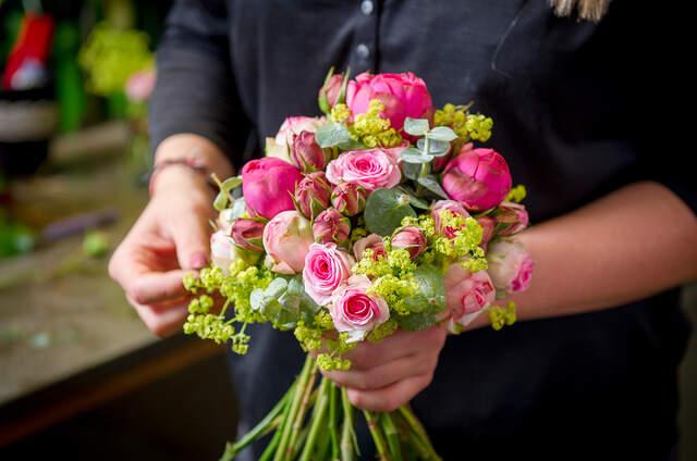 Blumen Locher