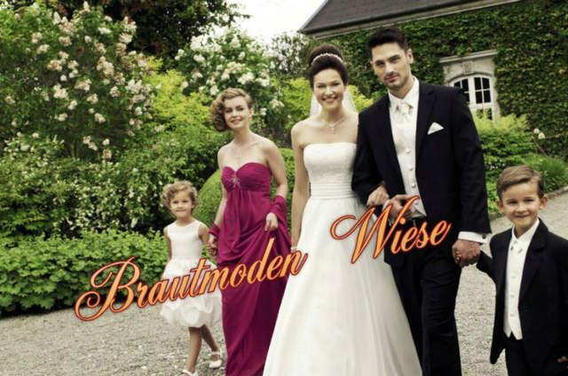 Brautmoden Wiese