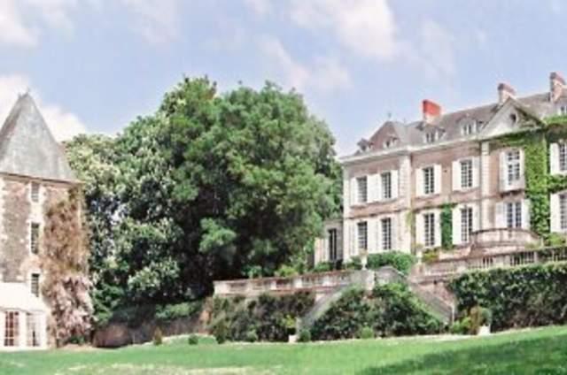 Orangerie du Château de Mantelon