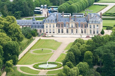 Château de Thoiry et Orangerie de Thoiry