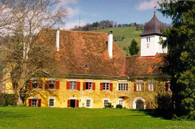 Romantikschloss Ottersbach