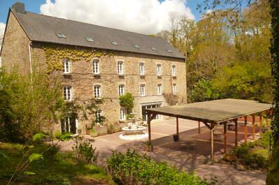 Moulin de Traon-Lez