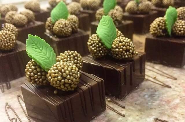 Sonhos Meu Chocolates